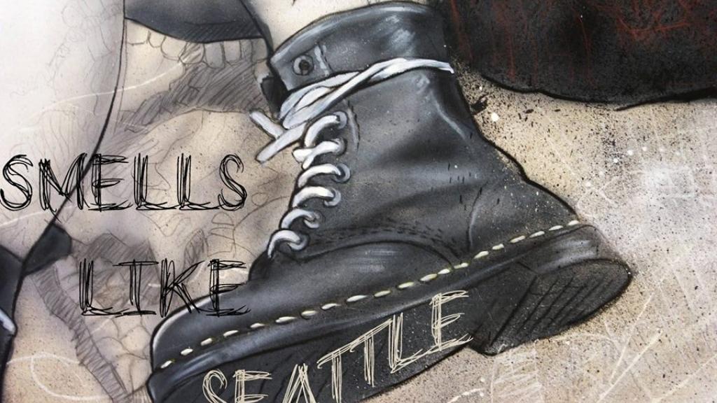 9 януари 2016 - Smell like Seattle