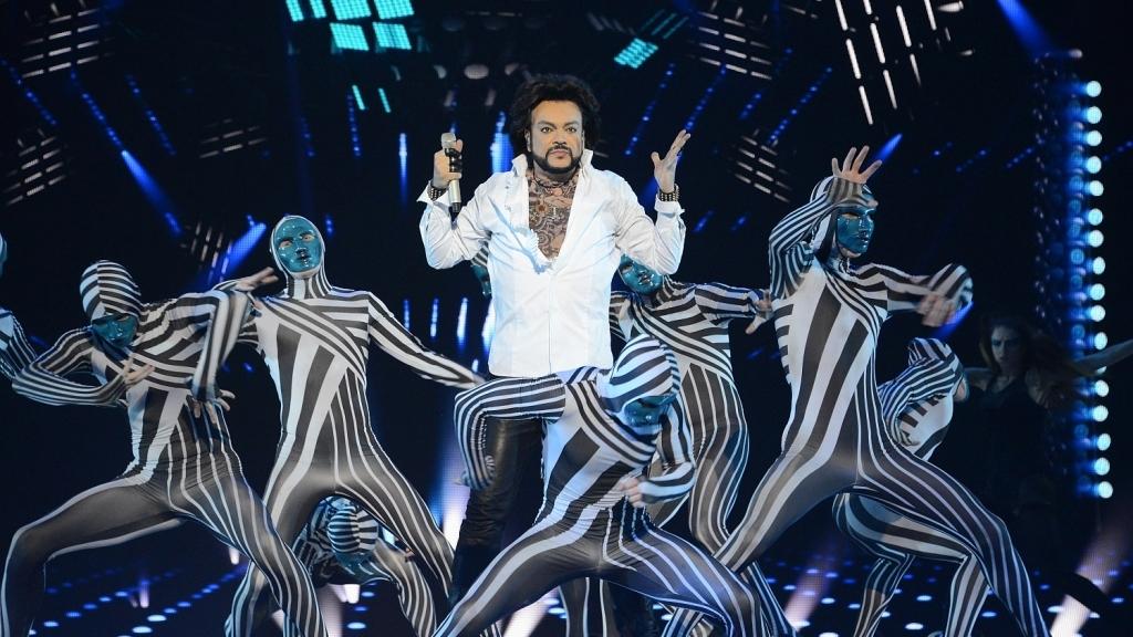 Филип Киркоров идва в Русе с новото си шоу