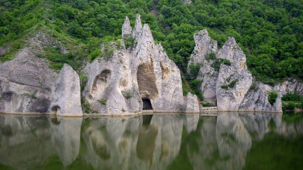 Скалният феномен Чудните скали
