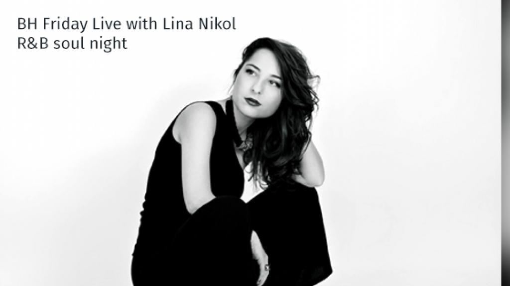 20 януари 2017 - Лина Никол в културен център ВН