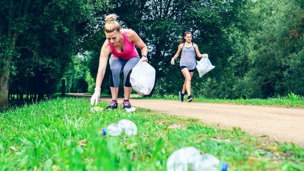Бягане с Еко Кауза в Парка на Русе
