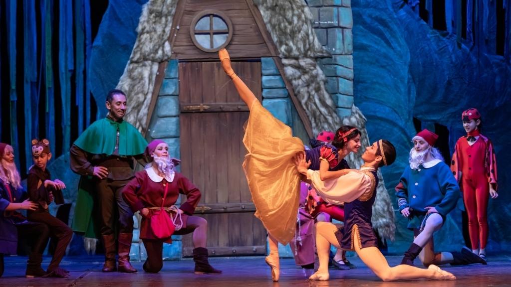 """Операта представя отново """"Снежанка и седемте джуджета"""""""