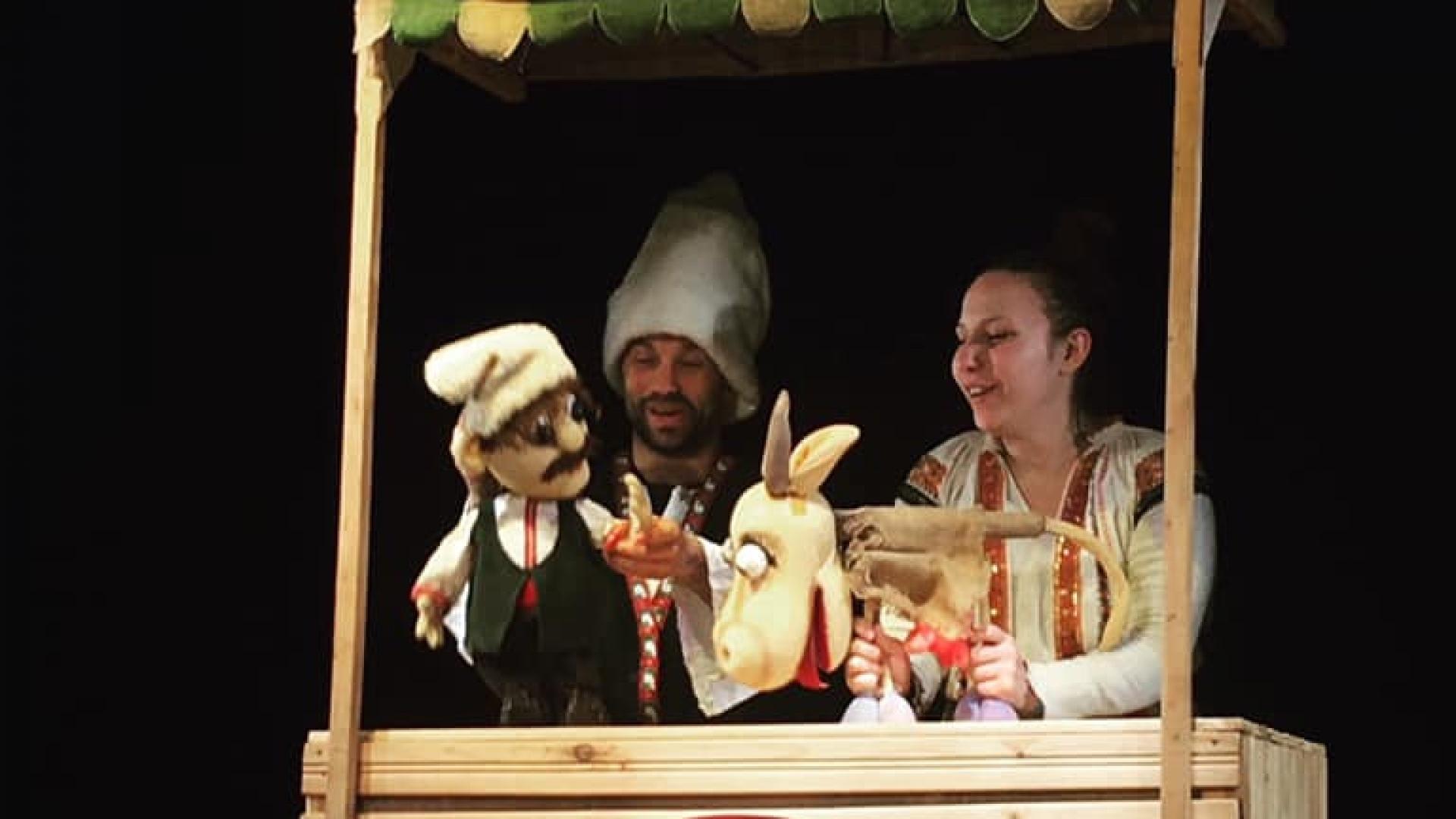 """Кукленият театър закрива сезона с """"Кой е по-хитър"""""""