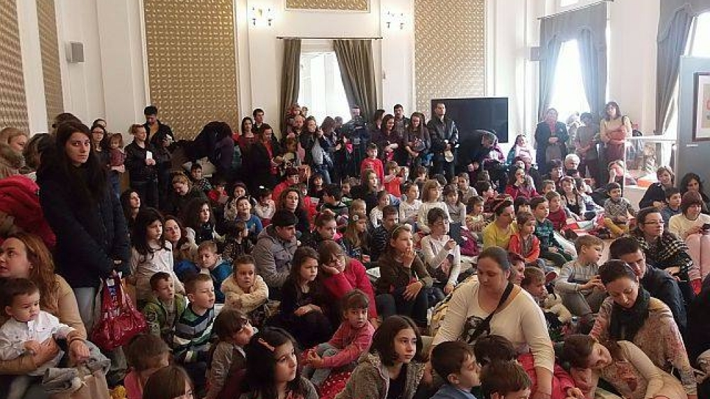 Концерт на възглавници в РИМ – Русе