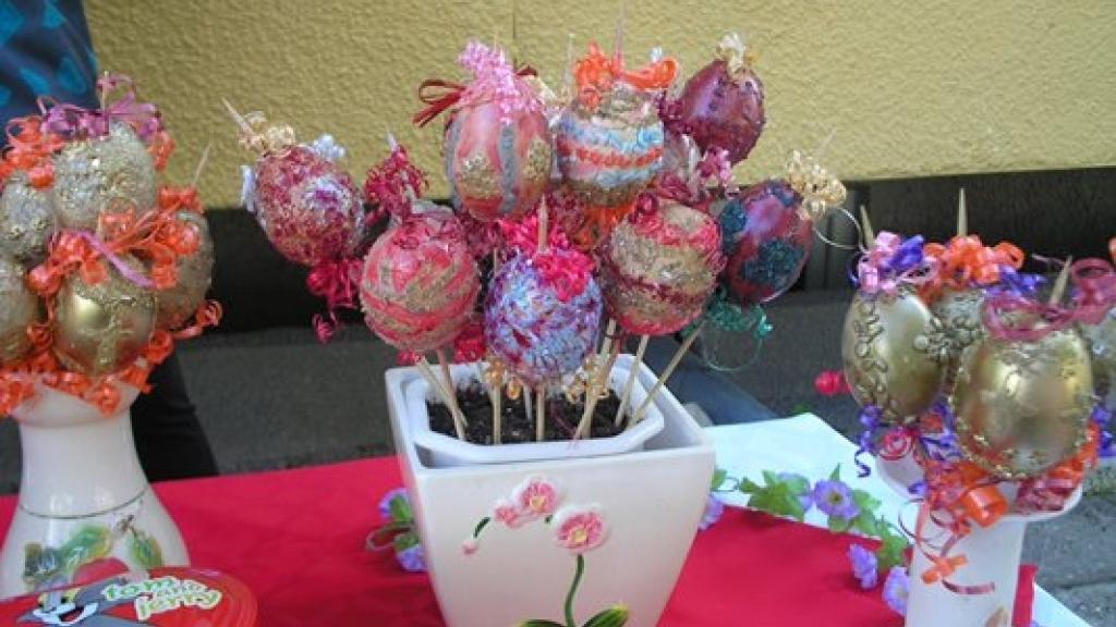 Благотворителен Великденски базар
