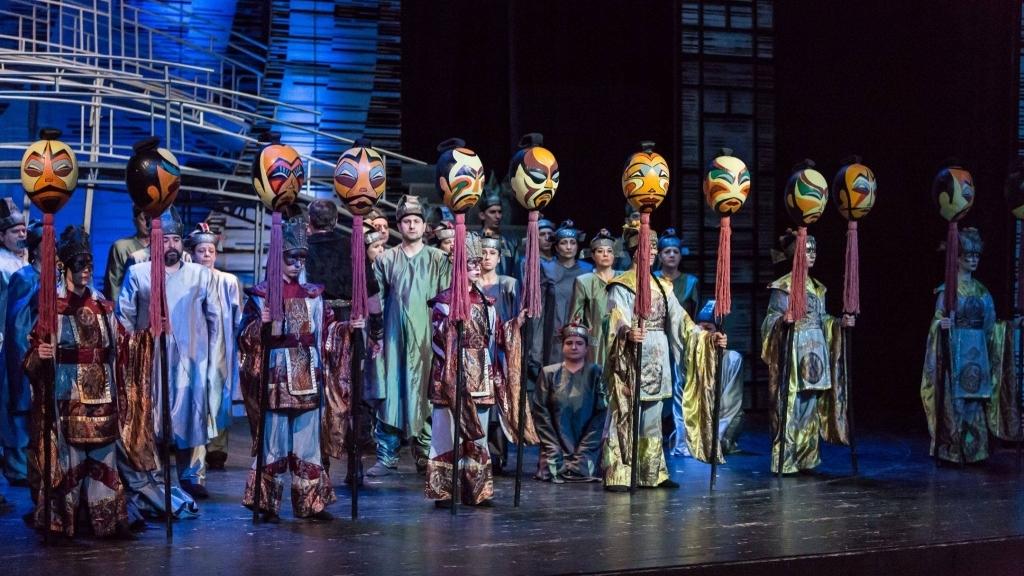 """Операта представя """"Турандот"""" тази вечер"""
