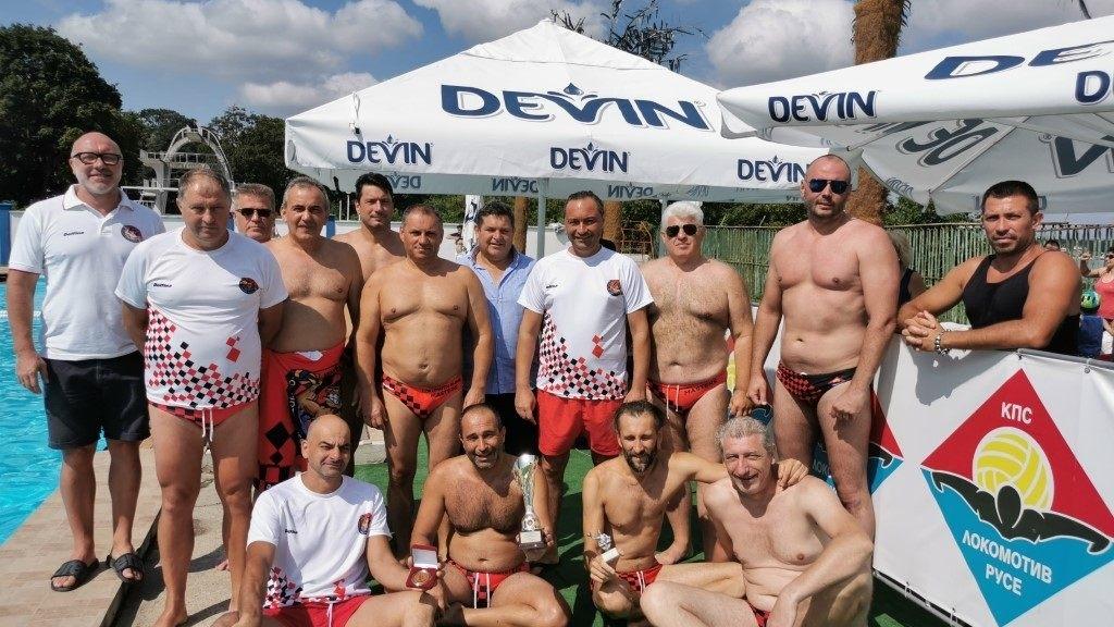 Международен турнир по водна топка за ветерани започва днес в Русе