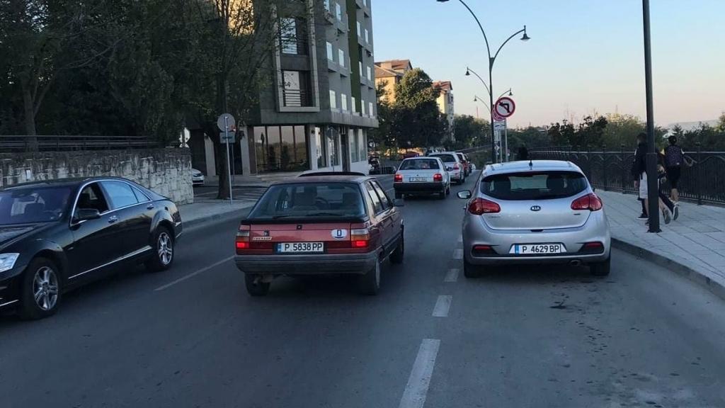 """Огромни задръствания тази сутрин по бул. """"Придунавски"""""""