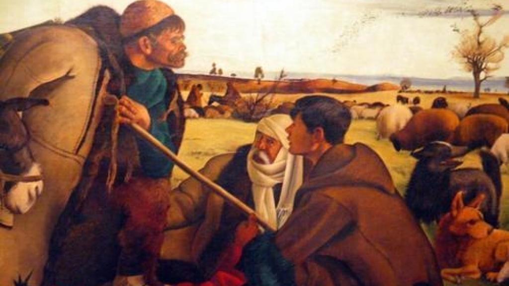 На тази дата е роден един от най-знаменитите български художници - Златю Бояджиев