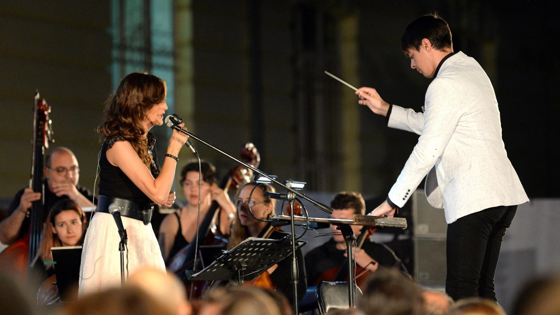"""Нина Николина и Русенска опера на турнe с """"Класика & Традиция"""""""